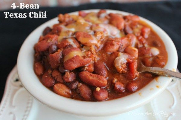 O Taste and See Four Bean Texas Chili - O Taste and See