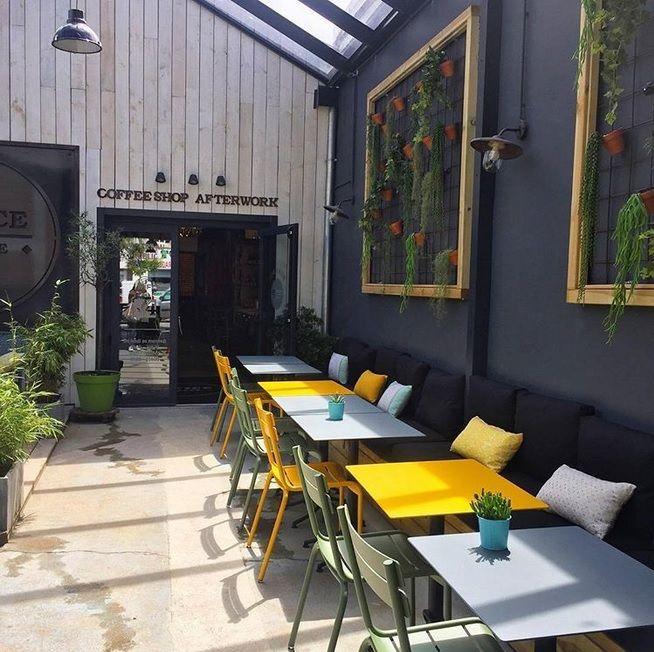 Berhin Namur Design Meubles Showroom Instagram Projecten Coffeeshop