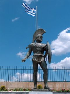 This is SPARTA...Greece