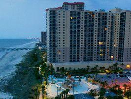 Myrtle Beach Oceanfront Hotels North Carolina