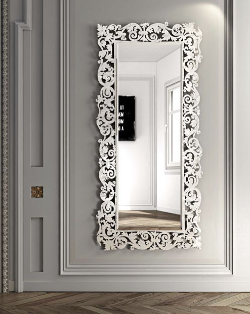 Wall mirror / classic style / not specified ROMANTICO Riflessi S.r.l.