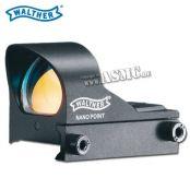 Leuchtpunktvisier Walther Nano Point: Elektronisches Rotpunktvisier mit Reflex-System und automatischer… #Outdoors #OutdoorsSupplies