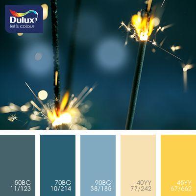 festive color palettes