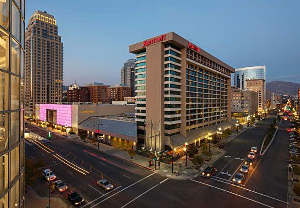 Salt Lake Marriott Downtown at City Creek  - Western Regional Meeting