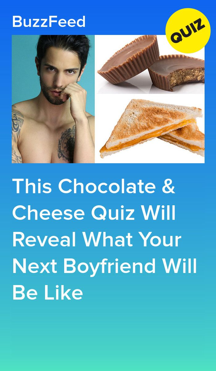 This Chocolate & Cheese Quiz Will Reveal What Your Next