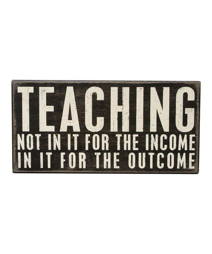 Definitely true for dance teachers