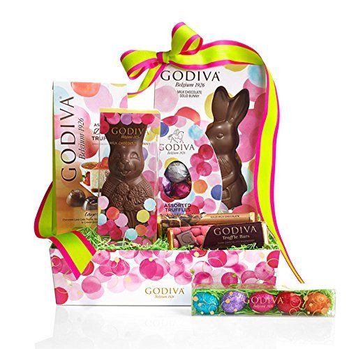 Candy gifts 1500 pinterest godiva chocolatier easter cheer basket negle Gallery