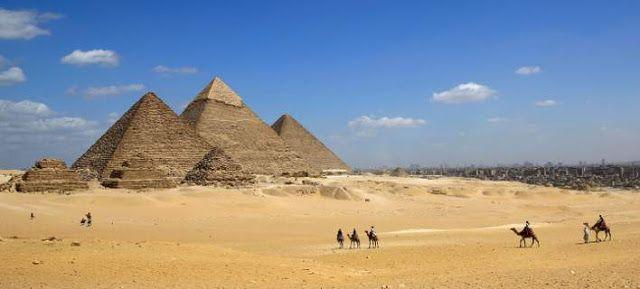 Πιερία: Έτσι κατασκεύασαν οι Αιγύπτιοι τις πυραμίδες της Γ...