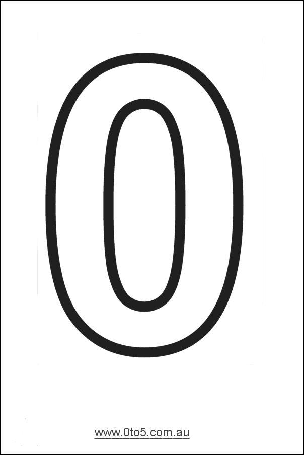 elegant numbers template - 604×904