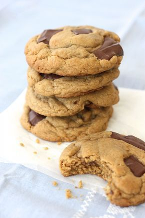 Ben's cookies recipe - as close to the genuine article as is possible, without resorting to industrial espionage. Big, chunky, gooey, delicious cookies. Yum