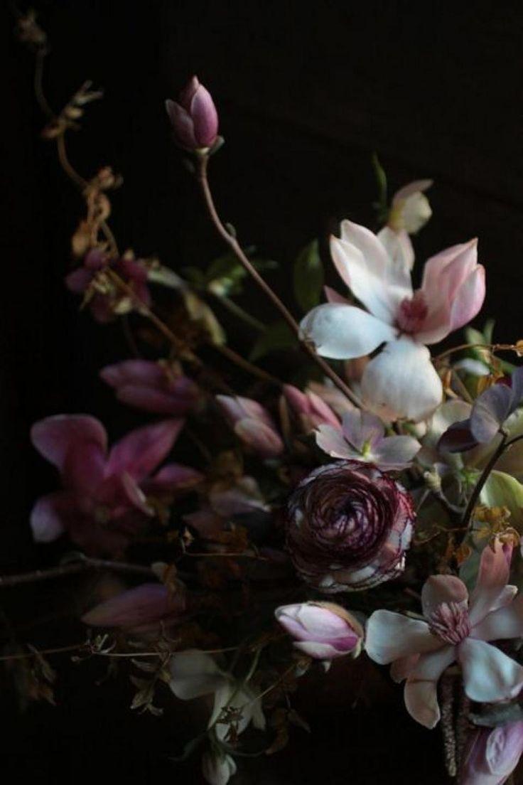moody magnolias