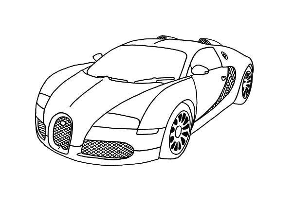malvorlagen sportwagen rennautos  zeichnen und färben