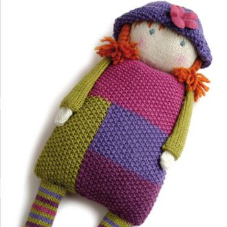 Knitting Patterns Toys : 17 Best ideas about Knitted Dolls on Pinterest Knitted doll patterns, Knitt...