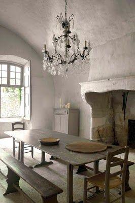 Wonderful dining space