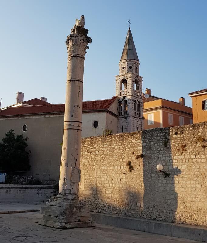 Top 12 Things To Do In Zadar Croatia Cruise From Venice