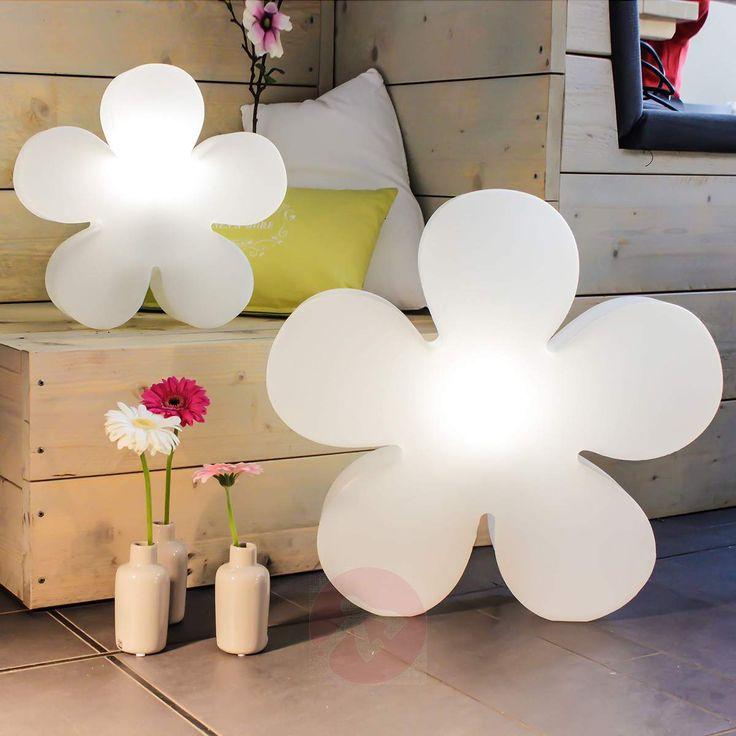 Fabulous Original l mpara solar LED con forma de flor Disponible en la tienda de Lampara