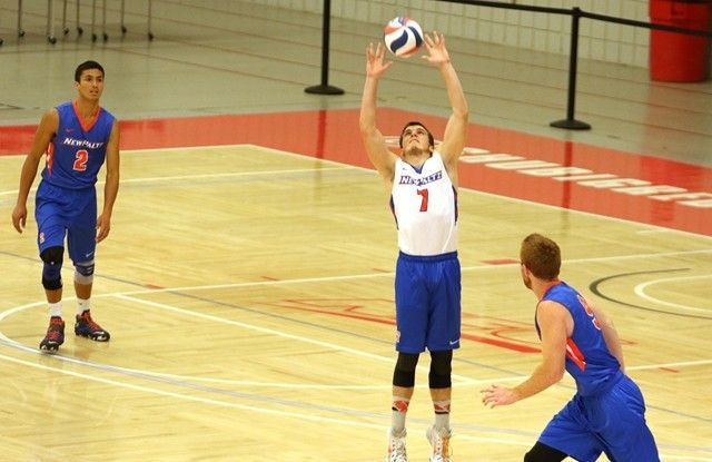 COLLEGE VOLLEYBALL: Top-ranked SUNY New Paltz sweeps Baruch - Hudson Valley Sports Report - http://www.hudsonvalleysportsreport.com/college-volleyball-top-ranked-suny-new-paltz-sweeps-baruch/ , #Hotels in New Paltz