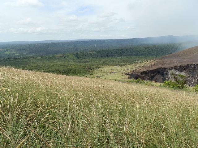 Volcan Masaya National Park..