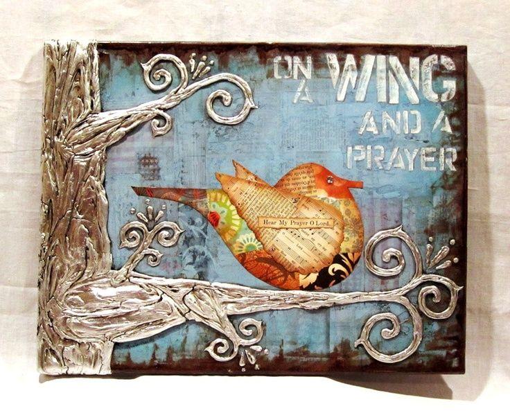 Art+Prayer+Collage   Hear my prayer, O Lord