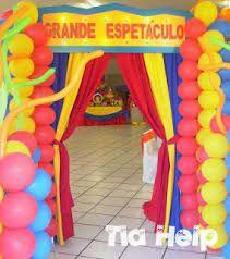 Resultado de imagem para decoração congresso infantil crianças em busca de um…