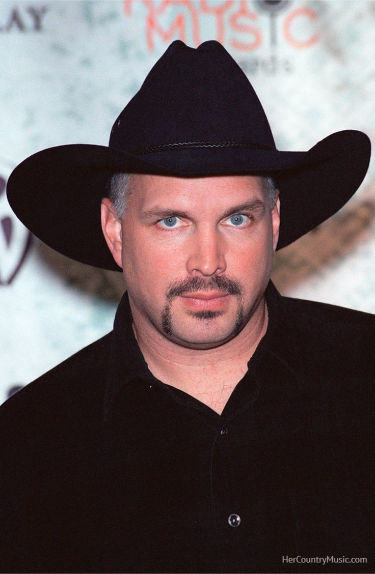 Garth Brooks the legend, the man.