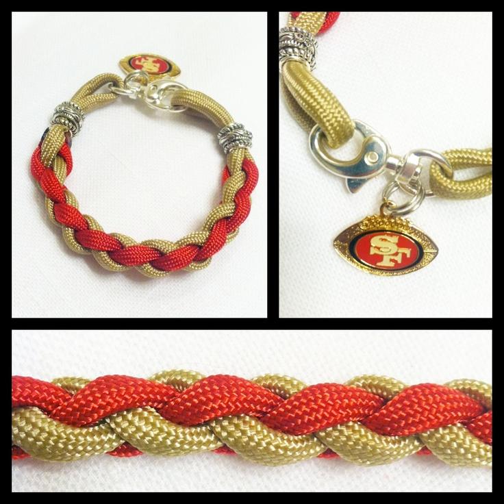 NFL Tessuto Bracelet