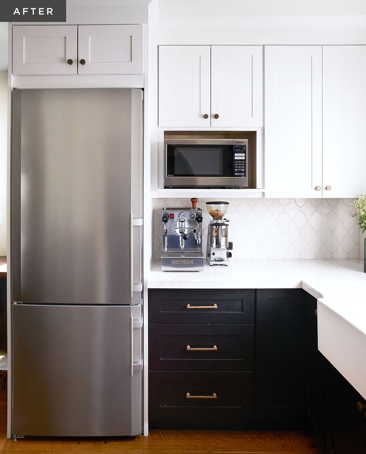 """A Modern Moroccan Kitchen 