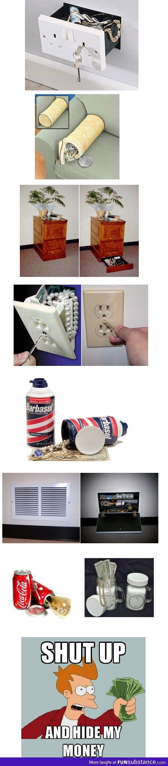 Creative Safes