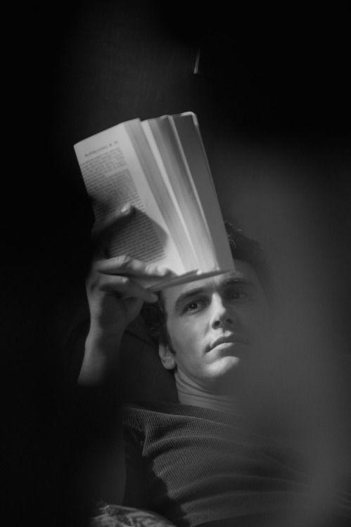 James Franco reads.