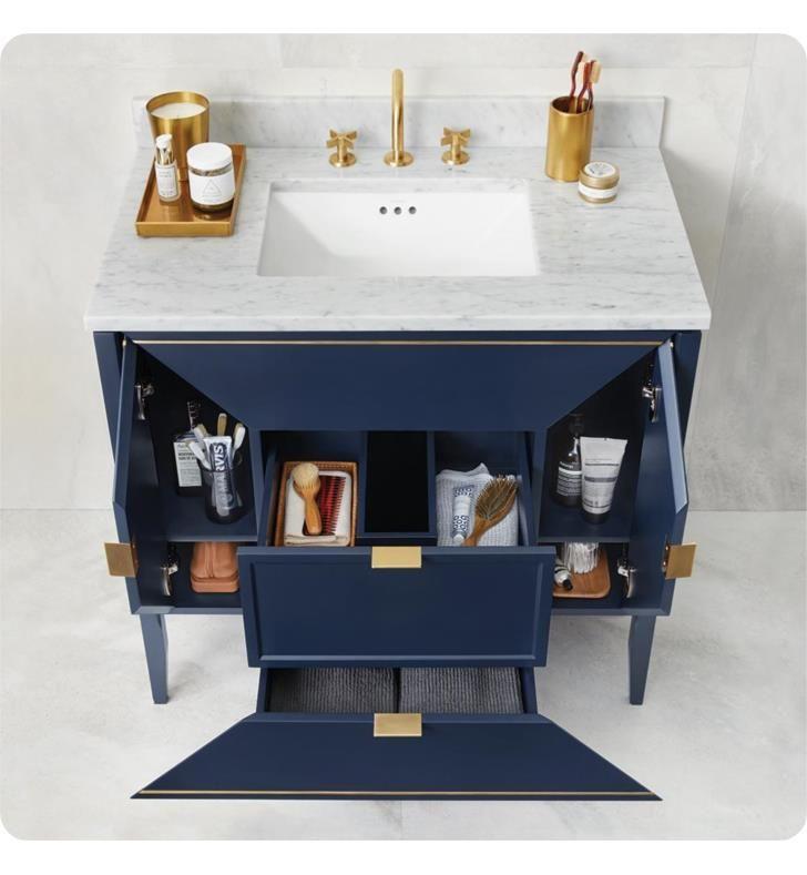 Ronbow 054036 F22 Amora 36 Freestanding Single Bathroom Vanity