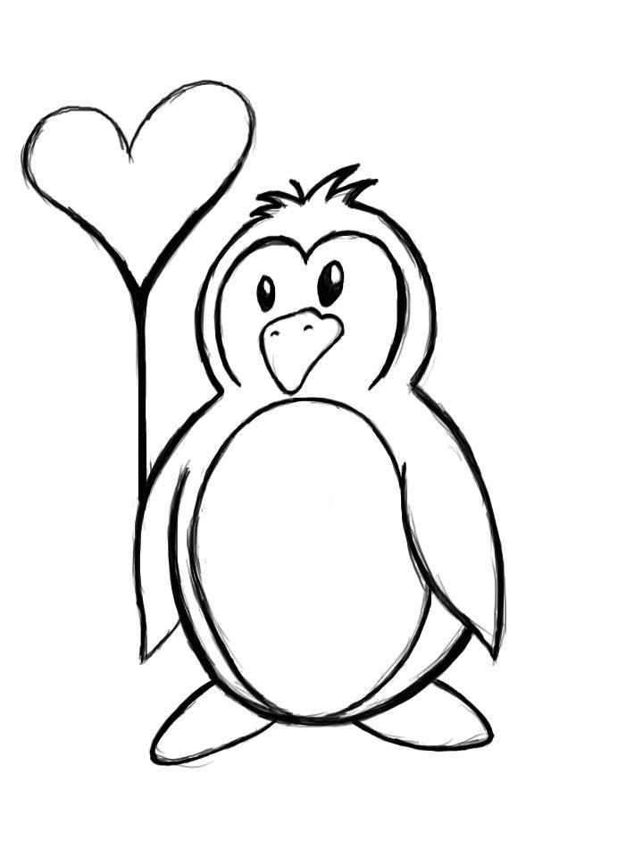 10 best Penguins images on Pinterest Make up, Sparkle and Woodwork - penguin template