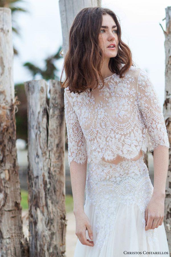 Christos Costarellos 2016 Wedding Dresses | Wedding Inspirasi