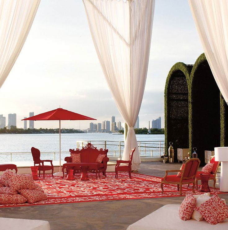 The Most Underrated Boutique Hotels in the USHappy Hour, Beach Hotel, Beach Resorts, Mondrian South, Mondrian Hotels, Miami Beach, Luxury Travel, Places, South Beach
