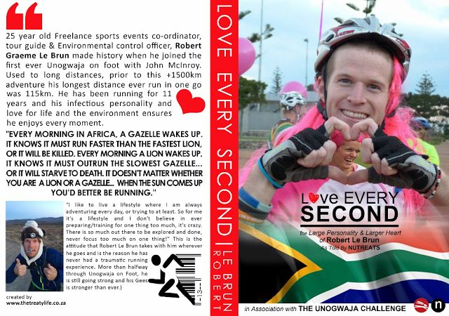 """Unogwaja 2015: The large heart of Robert Graeme Le BOne of the greatest problems, I believe, that Africa and South Africa have is the """"giving mentality"""", which has been instilled in so many over a turbulent past, whereby people just expect things and don't realize there is work required to get it!  So it is essential that we take it upon ourselves to """"be the difference"""", either in our own lives for someone else or for something greater than any individual. Education and instilling this…"""