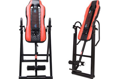 Sensational Top 10 Best Fitness Inversion Tables For Back Pain Reviews Home Interior And Landscaping Palasignezvosmurscom