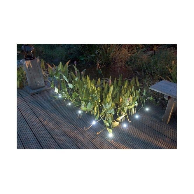 Outdoor lights 650 pinterest decking plinth lighting 30mm square led lighting online mozeypictures Gallery
