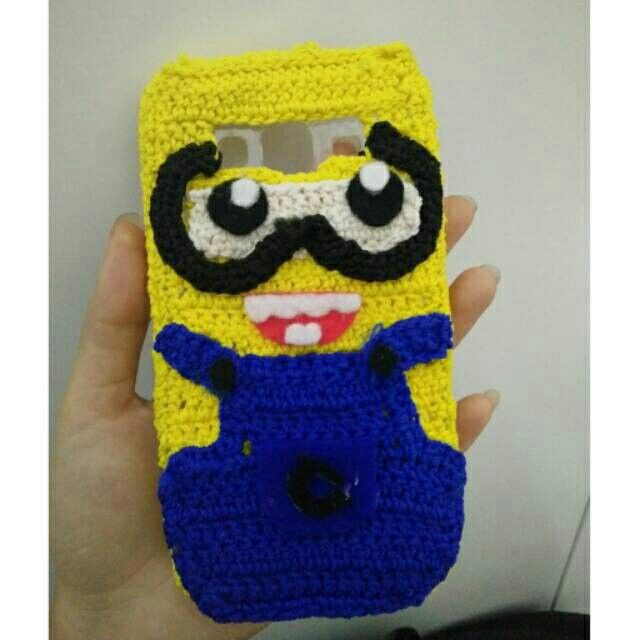 Saya menjual Silikon handphone rajut Minion seharga Rp45.000. Dapatkan produk ini hanya di Shopee! https://shopee.co.id/deriezzchaalexchanderia/236298465 #ShopeeID