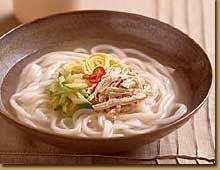 健康食 韓国料理 麺4 カルクッス