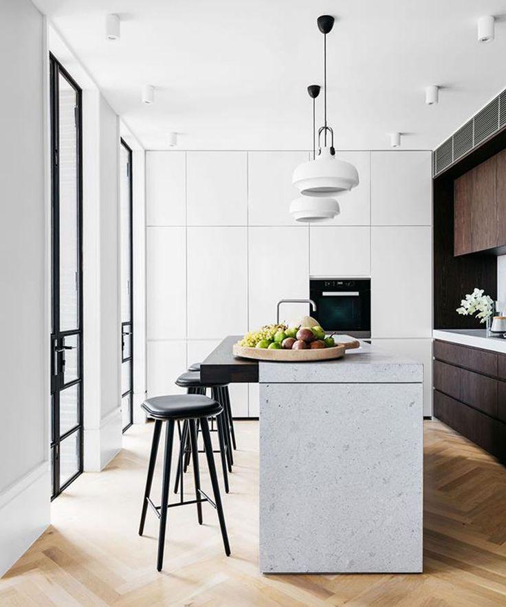 Modern Minimalist Kitchen Design: 11 Of The Best Modern Minimalist Kitchens