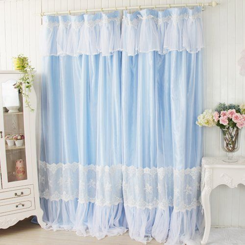 1000 images about cortina on pinterest shabby chic rod for Cantonniere shabby chic