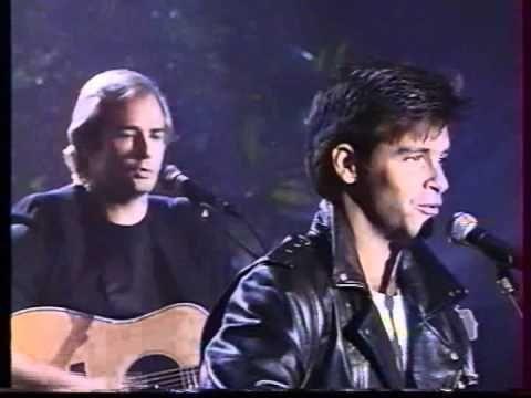 Roch Voisine - Oochigeas (22/01/1992 - Sacrée Soirée)