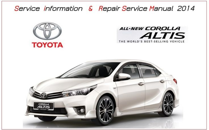 toyota corolla 2014 2012 repair service manual toyota corolla 2010 repair service manual. Black Bedroom Furniture Sets. Home Design Ideas