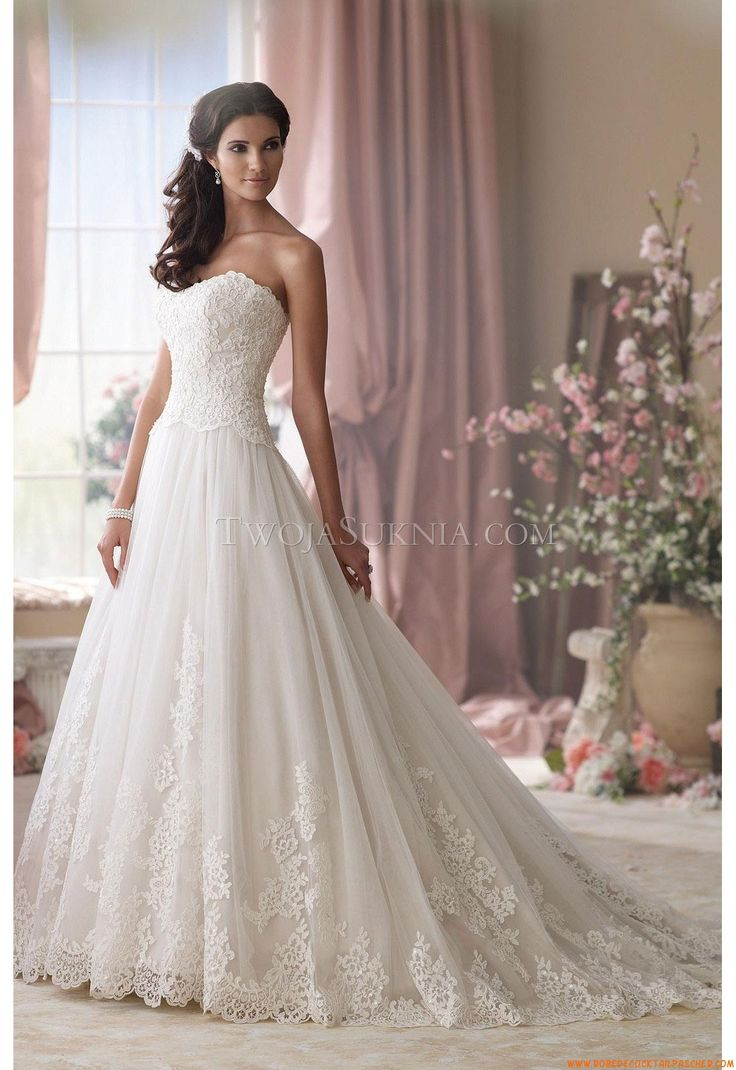 Robe de mariée Mon Cheri 114275 Patmore David Tutera 2014