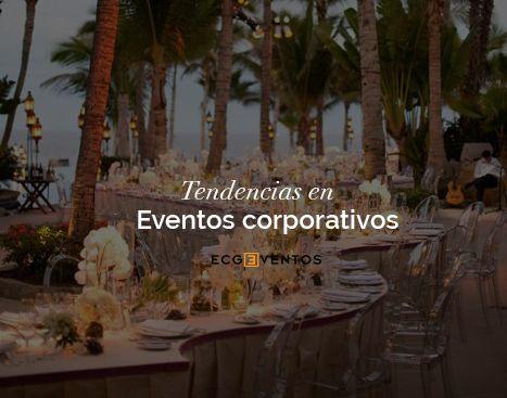 Hay algunos aspectos indispensables a tener en cuenta en la organización de eventos corporativos. Si planificamos bien todos estos aspectos y aplicamos nuevas tendencias nos aseguramos un evento de éxito, veamos cuales son.