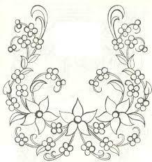 Resultado de imagem para hand embroidery designs