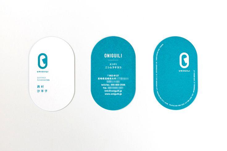 oniguili - name card