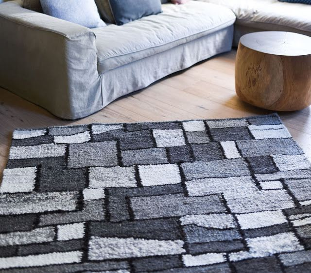 Travel And Trade South Africa WOOL AREA RUGS HAND WOVEN