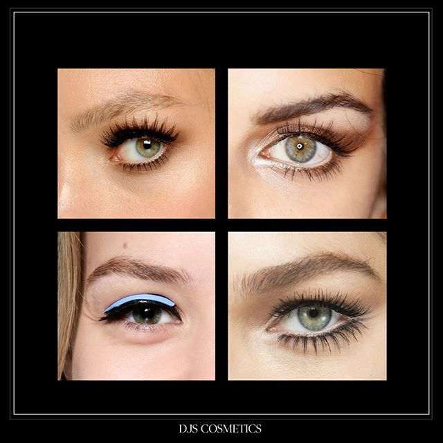 What type of lashes do you prefer? All of them? Don't worry we got you all covered! Come and ask us on our Website live chat for more information, we are here to help! 😊👌 #djscosmetics