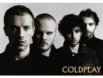 Closing March 4: Coldplay Tickets at Verizon Center