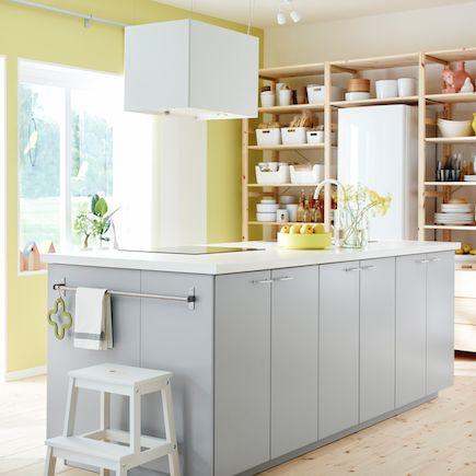 keuken ikea grijs - Google zoeken